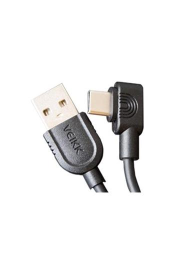 Veikk Veikk USB-Type-C Kablo Renkli